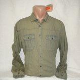 Мужская рубашка с длинным рукавом Urban Surface. Разные цвета.