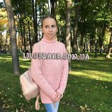 Детский свитер на девочку,детский гольф,свитер детский,вязаный свитер