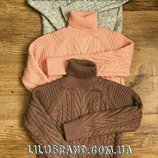 Вязаный свитер на девочку,модный свитер для девочки,детский свитер зимний