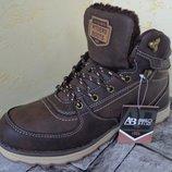 Зимние мужские ботинки ARRIGO BELLO
