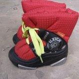 Зимние ботинки Демар