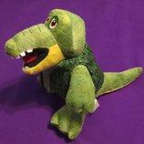 Крокодил.мягкая игрушка.мягка іграшка.мягкие игрушки.Ilfracombe