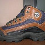Новые кожаные демисезонные ботинки р. 38, ст. 24, 5 см