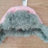 Зимняя теплая шапка - ушанка для ребенка Miniclub Англія. Сток. Новая.