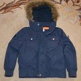 Куртка еврозима F&F р.5-6 лет 110-116 см