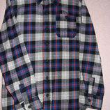 Рубашка Фланель фирменная р.110 -164