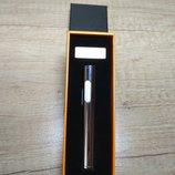 Подарочная зажигалка USB / Подарункова запальничка USB
