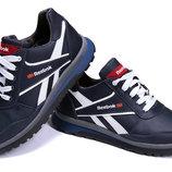 Мужские зимние кроссовки Anser Reebok NS blue