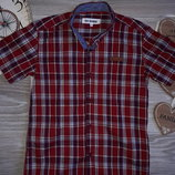 Ben Sherman стильная рубашка 6-7 л
