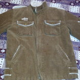 Вельветовая куртка р.152-158