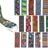 Ремень для йоги Yoga Belt 6975 размер 183x3,8см, 20 цветов