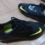 Кроссовки футзалки бампы копочки Nike Mercurial 354550-071