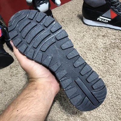 Ботинки Prada Mechano Mid Sneakers Black  1300 грн - ботинки, сапоги ... fa6f2aa9f59
