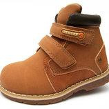 Демисезонные ботинки для мальчика 22,23,24,25,27р Camel