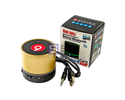 Компактная портативная мини колонка с подсветкой/MP3/beats/блютуз