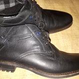 45р-31 см с носка кожа зима ботинки Fretzmen GoreTex Швейцария идеальное состояние