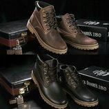 Мужские зимние ботинки Clarks, gavk-Z444W-M1