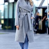Пальто 42,44,46,48,50 размеры 4 цвета Люкс качество фото оригинал