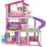 Barbie Барби дом мечты новый оригинальный DreamHouse Playset with 70 Accessory Pieces