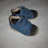 14,5 см стелька, кожаные ботинки с гортексом Ecco, натуральная кожа
