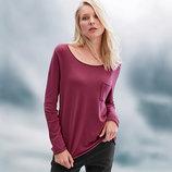 Германия натуралка пуловер, кофта , вискоза от tcm tchibo, р-р 36-38, 40-42 европейский