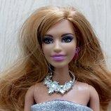 Кукла шарнирная Рыжая барби Barbie оригинал маттел Mattel.