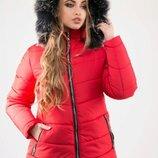 Зимняя куртка 4 цвета 44,46,48,50,52 размеры производства Украина