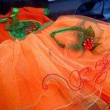 Прокат карнавальных костюмов осень калина рябина тыква морковь горобина