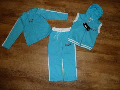 8906ad93 Новый теплый костюм-тройка Puma на 4-5 лет: 250 грн - детские ...