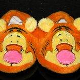 Тапочки тапки пинетки Tigger Disney 10.5-11см