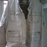 Куртка деми плотная размер 50-52