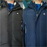 Зимняя мужская куртка парка GNS