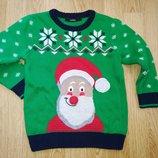 Новогодний свитер новорічний