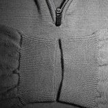 Мужская кофта шерстяная лонгслив джемпер Merino Crane L M