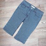 Брендові шорти джинсові жіночі Papaya Denim XS США бриджи джинсы женские