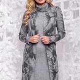 Оригинальное красивое платье 890-1
