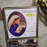 Открытки Рождество Різдво