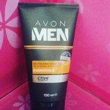 Крем для бритья мужской эйвон