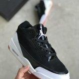 Черные мужские кроссовки nike air jordan 4 40 41 42 43 44 45 размер
