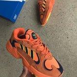 Мужские оранжевые кроссовки 41 42 43 44 45 размер