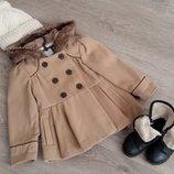 Пальто TU, 2-4 года