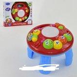 Музыкальный столик 2в1 для малышей 1096