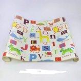 Детский коврик Бебипол С 3029 Алфавит