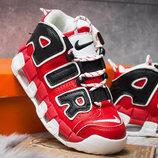 Кроссовки женские Nike Air Force I, красные, р. 36 - 42