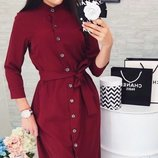 Платье ткань креп-костюмка размеры 42-46 скл.1 арт.46606