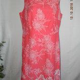 Натуральное платье bonmarche