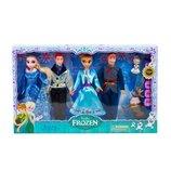 Набор Кукол герои мультфильма Холодное сердце 6016C Frozen Фрозен