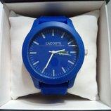 Стильные наручные часы Lacoste, Лакоста