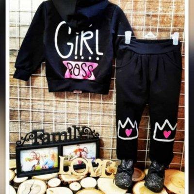 костюмы спортивные для девочек 1-6 лет на рост 80-116см