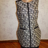 платье на подкладке сарафан стильное модное р14
